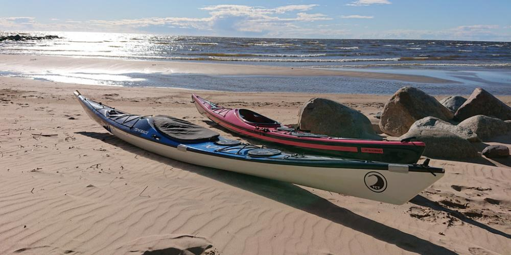 On a paddling trip in the Raahe archipelago