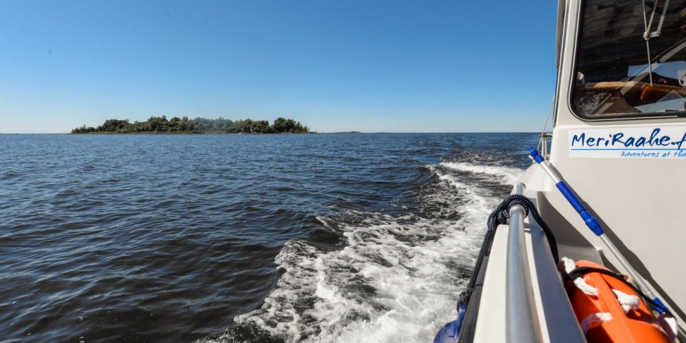 A cruise to the Raahe archipelago.